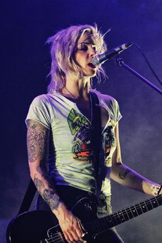 Brody Dalle by Ale Robles