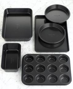 Simply Calphalon 6-Piece Bakeware Set  $40