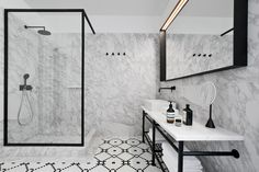 modern bathroom / Hotel Adriatic | Studio 3LHD | Archinect