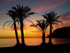 Sunset La Herradura, Spain