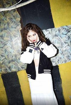 "Hyuna - 4minute ""Crazy"" Teaser Photo"