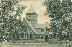 Coraopolis. PA The First Presbyterian Church 1908