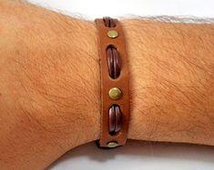 pulseira-masculina-em-couro-moda-para-homens