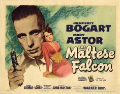 Dashiell Hammett's The Maltese Falcon - Neatorama