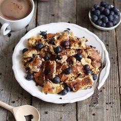 Blueberry Pancake Scramble