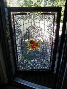 Victorian Style Stained Glass Window BP181 Blowoutsale | eBay
