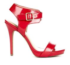 Glossy Red Heels.