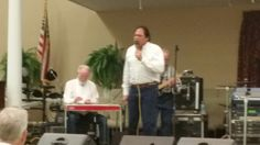 Charles singing