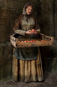 """A scene from Dickens, """" ave an apple sir,"""" the blind lady called to me, It was Christmas, after all so I tossed her in a few schillings. Oliver Twist, Portsmouth, Dickens Christmas Carol, Jacob Marley, Nicholas Nickleby, Little Dorrit, Ebenezer Scrooge, Artful Dodger, Ghost Of Christmas Past"""