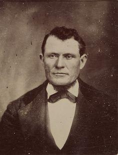 Portrait of a man, ca. 1856-1900. | by Fylkesarkivet i Sogn og Fjordane