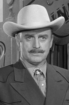 """John Dehner (1915 - 1992) He played Paladin on the radio version of """"Have Gun Will Travel"""", he also appeared in """"Carousel"""", """"The Boys from Brazil"""" and other movies as well as on many TV shows"""