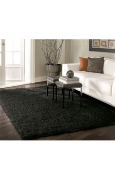 Bring Simple Luxuries Into Your Home With This Machine Made Shag Rug. This  Rug Evokes