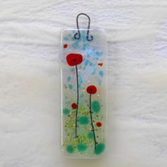 This is Cute!  Find a studio near you to try your hand at Glass Fused Art!    www. paintyourownpottery.com