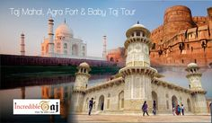 Sightseeing to Taj Mahal, Agra Fort and Baby Taj in chauffer driven AC car with Lunch.  Visit our official Website: http://incredibletaj.com/ or call us today +91-7248150005 to book your dream tour  #agratour #agra #samedayagratour #tajmahal #agrafort #babytaj #fatehpursikri #mehtabbagh #samedaytour #indiatour #inboundtour #indiaholiday #holidays #vacations #tour #travel
