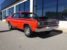 For Sale: 1970 Plymouth Duster in Marysville, Ohio Marysville Ohio, Dodge Dart Demon, Plymouth Duster, Chrysler Jeep, American Muscle Cars, Hot Cars, Mopar, Cars For Sale, Dream Cars