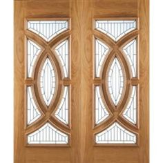 WOW, what a great set of Oak doors, now I just need the house to go with them  now :)