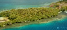 South Saddle Caye, Zentralamerika, Belize