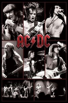 AC/DC Black Ice World Tour August 16, 2009 Palace of Auburn Hills