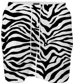 ZEBRA created by RHODESIANSPICECOMPANYOUTFITTERS | Print All Over Me