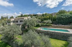 For sale Var backcountry - Charming provençal - Var Backcountry - 177 common. French Riviera, South Of France, Fruit Trees, Provence, Terrace, Swimming Pools, Living Spaces, Environment, Villa