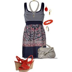 """""""Island Fever"""" by kvnielsen on Polyvore - very expensive though"""
