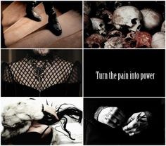 Bellatrix & Rodolphus Lestrange