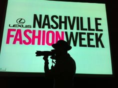 Snappy Lifestyle - Adrian Morales shooting Nashville Fashion week