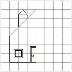 Homeschool Worksheets, Art Worksheets, Kindergarten Worksheets, Space Preschool, Preschool Math, Teaching Math, Educational Games For Kids, Kids Learning Activities, Symmetry Activities