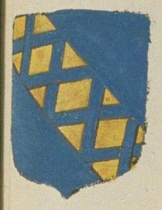 René DAUDENAC DE LA GRAVAURAYE, conseiller du roy, lieutenant des eaues et forests en la maîtrise particulière de Poitiers | N° 123