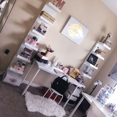 My Beauty Room Tour