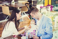 Viele junge Familien verschenken #Elterngeld