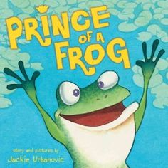 JJ FANTASY URB. Hopper is a frog who thinks he is a prince, so he starts out on an adventure to find a princess, whose kiss will transform him to his royal self.