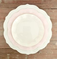The Vineyard Estate Mod Party Plates. Disposable Wedding Plates, Baby Event, Plastic Plates, Party Plates, Blush Roses, Classic Elegance, Salad Plates, Wedding Events, Color Schemes