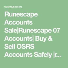 14 Best buyrunescape4golds com images | Delivery, Buy cheap