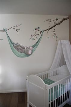 These 20 baby girl room ideas provide you a cute design, including the choice of wall decor ideas, baby furniture that you will need. Baby Nursery Diy, Baby Boy Rooms, Baby Bedroom, Little Girl Rooms, Baby Room Decor, Baby Boy Nurseries, Kids Bedroom, Nursery Ideas, Small Space Nursery