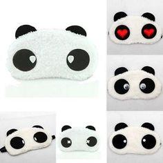 1-x-Lovely-Panda-Eye-Patch-Sleep-Eye-Mask-Blindfold-Shade-Cover-6-Pattern