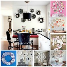 How to Create a Plate Wall for Any Home Style - DIY for Life