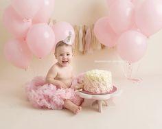 Los Angeles Newborn Baby Photography - Cake Smash!
