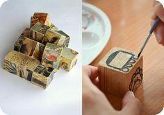 kocky s príbehom... / recyveci » SAShE.sk - slovenský handmade dizajn