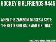 hockey girlfriends tumblr - Google Search