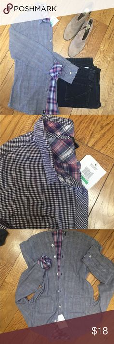 Oakley Color me Plaid shirt  NWT so soft !! Oakley Color me Plaid shirt  NWT so soft !! Great fall addition and it'll be your go to shirt for fall 🍁🍂 Oakley Tops Button Down Shirts