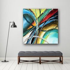 Supplies For Arts And Crafts Acrylic Painting Lessons, Oil Painting Abstract, Painting Prints, Abstract Art, Art Print, Painting Art, Watercolor Painting, Zen Art, Yellow Painting