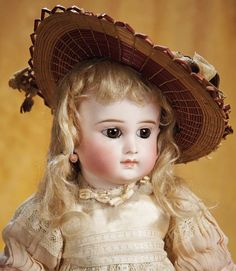 French antique bebe by Schmitt