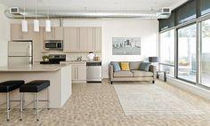 Combina la decoración de tus espacios con el piso ideal.