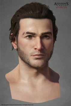 Assassin's Creed Syndicate - Jacob Frye, Hugues Thibodeau on ArtStation at https://www.artstation.com/artwork/xdklO