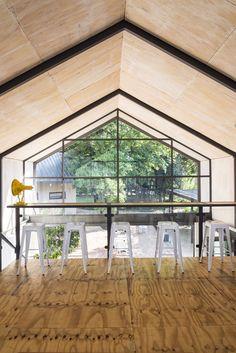 Gallery of Create Café / Nadine Engelbrecht Architect - 5