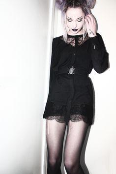 Black lace :D