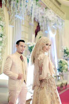 Nia & Fifin Wedding by LAKSMI - Kebaya Muslimah & Islamic Bride - 001