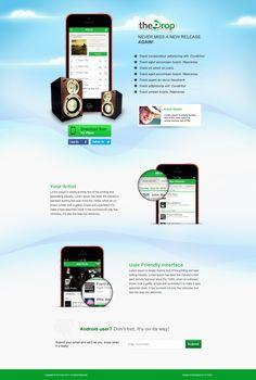 #TheDrop #WebsiteDesigns