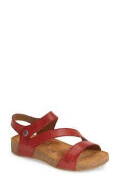 84ea0e93cff Amazing offer on Josef Seibel  Tonga  Leather Sandal (Women) online -  Yourfavoriteclothing
